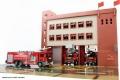 TINY(タイニー) Ps1 香港消防署 ジオラマプレイセット