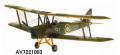 【SALE】Aviation72 1/72 デハビランド DH.82 タイガーモス イギリス空軍 T-6818