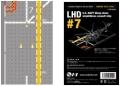 Aviation Fighters 1/144 #S003 LHD 強襲揚陸艦 ベースパネル #7