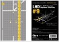 Aviation Fighters 1/144 #S004 LHD 強襲揚陸艦 ベースパネル #9