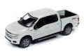 オートワールド 1/64 2018 フォード F-150 ホワイト ※並行輸入品