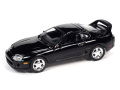 [予約]オートワールド 1/64 1994 トヨタ スープラ グロスブラック
