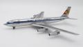 [予約]B-Models 1/200 707-300 TGA トランスグローバル航空 N324F Polished With Stand
