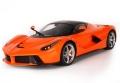 [予約]BBR MODELS 1/12 フェラーリ ラ・フェラーリ メタリックオレンジ