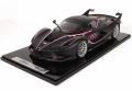 [予約]BBR MODELS 1/12 フェラーリ FXXK #66 マットブラック 1250