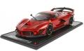 [予約]BBR MODELS 1/12 フェラーリ FXXK EVO レッドファイア