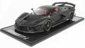 [予約]BBR MODELS 1/12 フェラーリ FXXK EVO マットブラック/マットブラックホイール イエローブレーキ