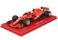 [予約]BBR MODELS 1/18 フェラーリ SF71-H ベルギーGP 2018 #5 S.Vettel (ダイキャスト) レザーベース ※ケース付き