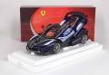[予約]BBR MODELS 1/18 フェラーリ FXXK-EVO #27 ブルーTdf (ダイキャスト)(発砲スチロールベース)