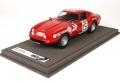 """[予約]BBR MODELS 1/18 フェラーリ 275 GTB ツ-ル・ド・フランス 1970 #151 """"BIC""""レッド"""