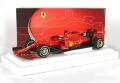 [予約]BBR MODELS 1/18 フェラーリ SF90 オーストラリアGP 2019 #5 Vettel ピレリイエロー(ダイキャスト)(発砲スチロールベース)
