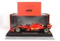 [予約]BBR MODELS 1/18 フェラーリ SF90 オーストラリアGP 2019 #16 Leclerc ピレリイエロー(ダイキャスト)(ケース付)