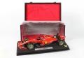 [予約]BBR MODELS 1/18 フェラーリ SF90 オーストラリアGP 2019 #16 Leclerc ピレリイエロー(ダイキャスト)(スペシャルパッケージ)