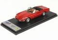 [予約]BBR MODELS 1/43 フェラーリ 365 カリフォルニア S/N 09127 1966 レッド