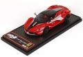 [予約]BBR MODELS 1/43 フェラーリ ラ・フェラーリ スペシャルエディション#74 2013レッド