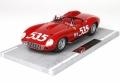 [予約]BBR MODELS 1/18 フェラーリ 315S ミッレ ミリア 1957 優勝車 #535 Piero Taruffi s/n 0684