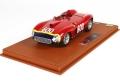 [予約]BBR MODELS 1/18 フェラーリ 290 MM ミッレミリア 1956 #600 Manuel Fangio レザーベース ※ケース付き