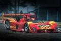 """[予約]BBR MODELS 1/18 フェラーリ 333 SP """"Momo"""" I.M.S.A. 1994 Moretti Salazar"""