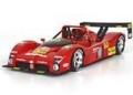 """[予約]BBR MODELS 1/18 フェラーリ 333 SP """"Tic Tac"""" Winner I.M.S.A. 1994 Cochran Theys"""