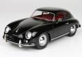 [予約]BBR MODELS 1/18 ポルシェ 356A 1955 (ブラック)