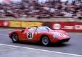 [予約]BBR MODELS 1/18 フェラーリ 250 P ル・マン24時間 1963 優勝車 #21 Scarfiotti/Bandini