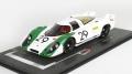 [予約]BBR MODELS 1/18 ポルシェ 917/69 ザルツブルク1000km 1969 #29 Siffert/Ahrens 優勝車 ※ケース付