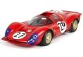 [予約]BBR MODELS 1/18 フェラーリ 330 P3 スパイダー #27 LM1966 ※ケース付