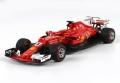 [予約]BBR MODELS 1/43 フェラーリ SF70 H GP Italy 2017 Vettel