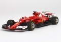 [予約]BBR MODELS 1/43 フェラーリ SF70-H ブラジルGP 2017 #5 Winner S. Vettel