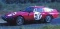 [予約]BEST MODELS(ベストモデル) 1/43 アルファロメオ TZ1 ル・マン 1964 #57 Bussinello/Deserti 13位/GT1.6クラス優勝車