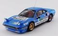 [予約]BEST MODELS(ベストモデル) 1/43 フェラーリ 308 GTB エル・コルテ・イングレス ラリー 1985 #3 Zanini/Autet