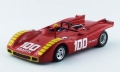 BEST MODELS(ベストモデル) 1/43 アバルト 2000 SP G.P. de Enna 1970 - A. Merzario
