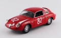 BEST MODELS(ベストモデル) 1/43 フィアット アバルト 850 ザガートニュルブルクリンク500km 1960 #82 Castelina/Vinatier 優勝車