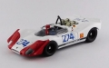 BEST MODELS(ベストモデル) 1/43 ポルシェ 908-02 タルガ フローリオ 1969#274 Stommelen/Herrmann RR:3rd