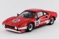 [予約]BEST MODELS(ベストモデル) 1/43 フェラーリ 308 GTB LM ベネルクス ゾルダーレース 1976 #81 M. Dantinne