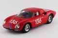 [予約]BEST MODELS(ベストモデル) 1/43 フェラーリ 250 LM タルガ フローリオ 1965 #136 Nicodemi/Lessona