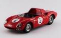 [予約]BEST MODELS(ベストモデル) 1/43 フェラーリ 250 LM スパイダー Pernis von Tirol Innsbruck1965 #2 Heini Walter R.R.5th,1°in class S2.0