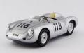 [予約]BEST MODELS(ベストモデル) 1/43 ポルシェ 550 RS タルガ フローリオ 1959#118 Mahle / Strähle / Linge R.R.2nd