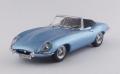 [予約]BEST MODELS(ベストモデル) 1/43 ジャガー E タイプ スパイダー 電気自動車 英国2018年ヘンリー王子&メーガン・マークル挙式 ※再生産