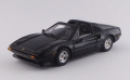 [予約]BEST MODELS(ベストモデル) 1/43 フェラーリ 308 GTS アメリカ仕様 1979 ブラック
