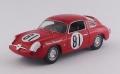 [予約]BEST MODELS(ベストモデル) 1/43 フィアット アバルト 750 レコルト モンツァSCCA ナショナル カンバーランド 1959 #81 Duncan Black