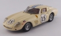 [予約]BEST MODELS(ベストモデル) 1/43 フェラーリ 275 GTB/4 ル・マン テスト 1968 #15 Grossman/Berney