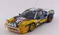 """[予約]BEST MODELS(ベストモデル) 1/43 フェラーリ 308 GTB Gr.4 ピアンカヴァッロ ラリー 1980 #4 """"Nico""""/Barban 優勝車"""
