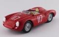 [予約]BEST MODELS(ベストモデル) 1/43 ポルシェ 550 SCCA ナショナル トンプソン 1959 #117 Joe Trotter 9位