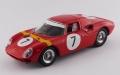 [予約]BEST MODELS(ベストモデル) 1/43 フェラーリ 250 LM G.P.アンゴラ ルアンダ 1964 #7 Willy Mairesse 優勝車
