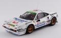 [予約]BEST MODELS(ベストモデル) 1/43 フェラーリ 308 GTB Gr.4 シオッコラリー1982