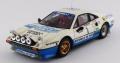 [予約]BEST MODELS(ベストモデル) 1/43 フェラーリ 308 GTB Critèrium Luis de Baviera 1984 #1 Zanini/Autet 優勝車