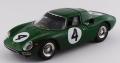 [予約]BEST MODELS(ベストモデル) 1/43 フェラーリ 250 LM 29th R.A.C. International Tourist Trophy 1964 #4 David Piper