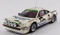 [予約]BEST MODELS(ベストモデル) 1/43 フェラーリ 308 GTB Gr.4 ピアンカヴァロラリー 1982 #8 Tognana/De Antoni 優勝車