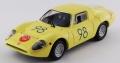 [予約]BEST MODELS(ベストモデル) 1/43 アバルト 1300 OT タルガフローリオ 1967 #98 Garufi/Ferlito S1.3クラス優勝車